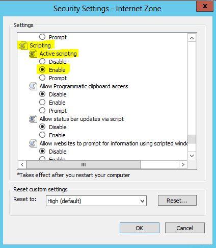 Enable javascript for windows internet explorer smart way of enable javascript for windows internet explorer ccuart Images