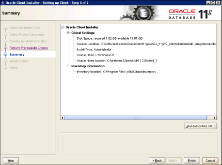 Installation of Oracle Database Client Software | Smart way of