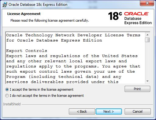 Install Oracle 18c Express Edition | Smart way of Technology