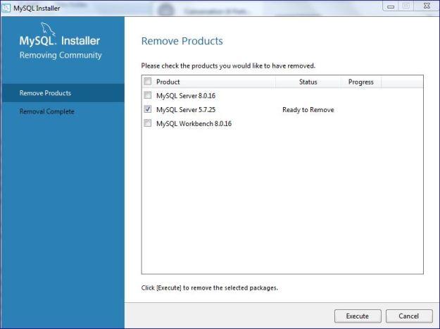Uninstall MySQL instance from Window Server | Smart way of