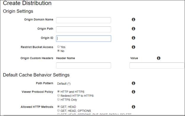 Web Based distribution Page1